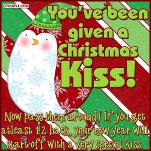 ChristmasKiss