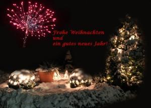 Merry Christmas Happy New Year 2014