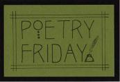 Poetry Friday Badge